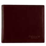 Burgundy Billfold Wallet