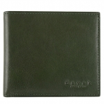 Dark Olive Billfold Wallet