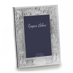Birth Record Pewter 4x6 Frame