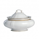Carlton Gold Covered Vegetable Dish