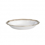Carlton Gold Oatmeal/Cereal Bowl
