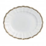 Carlton Gold Large Oval Platter