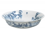 Country Estate Delft Blue Large Serving Bowl