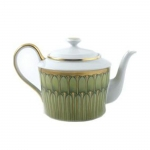 Arcades Green Tea Pot