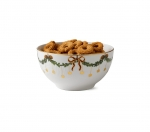 Star Fluted Christmas Bowl, 7.5 Cups
