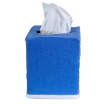 Chelsea Sky Blue Tissue box cover