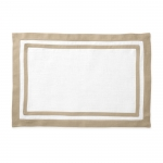Casual Couture Oatmeal Placemats, Set of 4