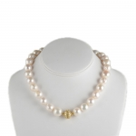 Classic Single Strand Pearl Necklace