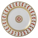 Constance Rouge Bread and Butter Plate