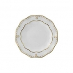 Elizabeth Gold Bread and Butter Plate