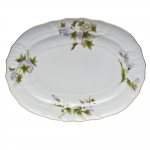 Royal Garden 15\ Oval Platter