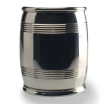 Pewter Barrel Beaker