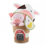 Farmhouse Friends Bathtime Gift Set