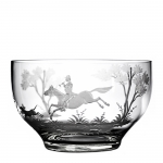 Fox Hunt Large Bowl