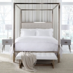 Giza 45 Sateen Ivory Queen Duvet Cover