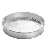 Heritage Collection Hammered Round Tray
