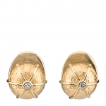 Jockey Cap Earrings
