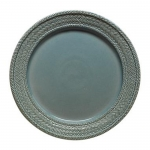 Le Panier Blue Chambray Dessert/Salad Plate
