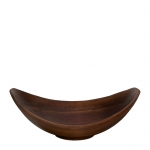 Live Edge Black Walnut 13\ Wood Bowl