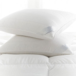Lucerne Standard White Pillow