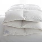 Lucerne Medium Down Queen Comforter