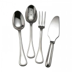 Lyrique Stainless Steel Four Piece Hostess Set