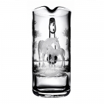 Mare & Foal Martini Pitcher