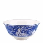 Mikado Blue Cereal Bowl
