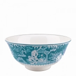 Mikado Turquoise Cereal Bowl