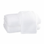 Milagro White Bath Sheet