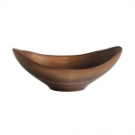 Live Edge Black Walnut 10\ Wood Bowl