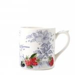 Oiseau Blue Fruits Mug