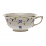 Blue Garland Tea Cup