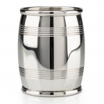Asa Blanchard Pewter 14 Ounce Barrel Beaker
