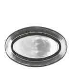 Pewter Stoneware Oval Platter