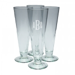 Pilsners - Personalized, Set of Four
