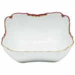 Princess Victoria Pink Square Salad Bowl