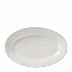 Puro Whitewash Oval Platter