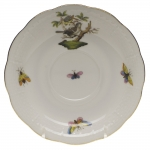 Rothschild Bird Tea Cup Saucer, Motif #1