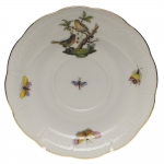 Rothschild Bird Tea Cup Saucer, Motif #8