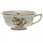 Rothschild Bird Tea Cup, Motif #1