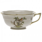 Rothschild Bird Tea Cup, Motif #3