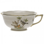 Rothschild Bird Tea Cup, Motif #5