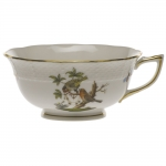 Rothschild Bird Tea Cup, Motif #10