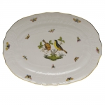 Rothschild Bird 15\ Oval Platter
