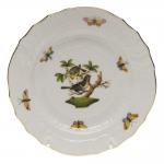 Rothschild Bird Bread and Butter Plate, Motif #1