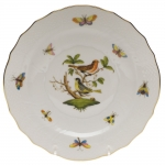 Rothschild Bird Salad Plate, Motif #3