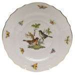 Rothschild Bird Salad Plate, Motif #5