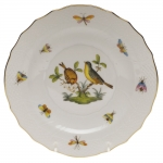 Rothschild Bird Salad Plate, Motif #7