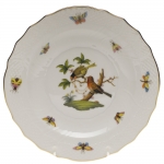 Rothschild Bird Salad Plate, Motif #10